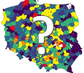 Rzeczoznawcy majątkowi w Polsce – raport przestrzenny  2020 r.